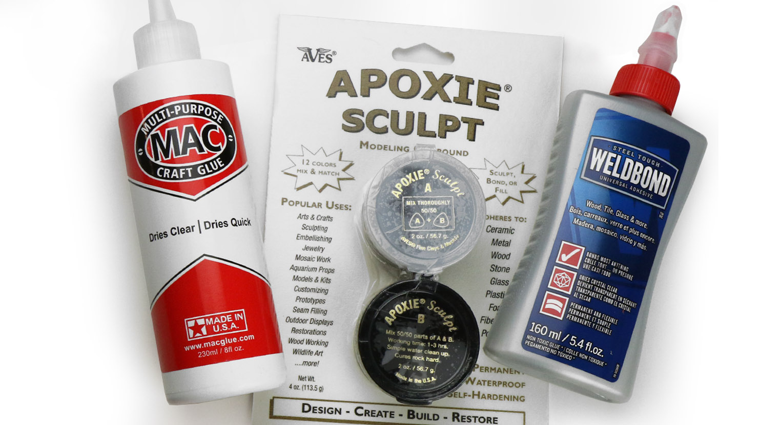 Adhesives & More